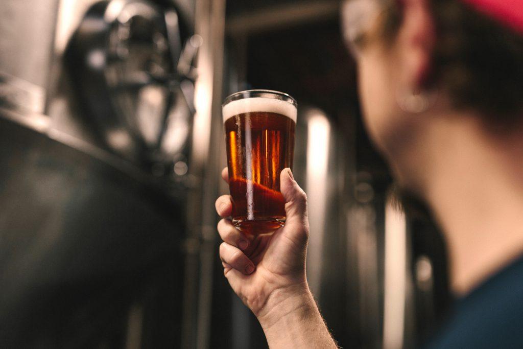 Ein kleines Bier (Kinderportion)